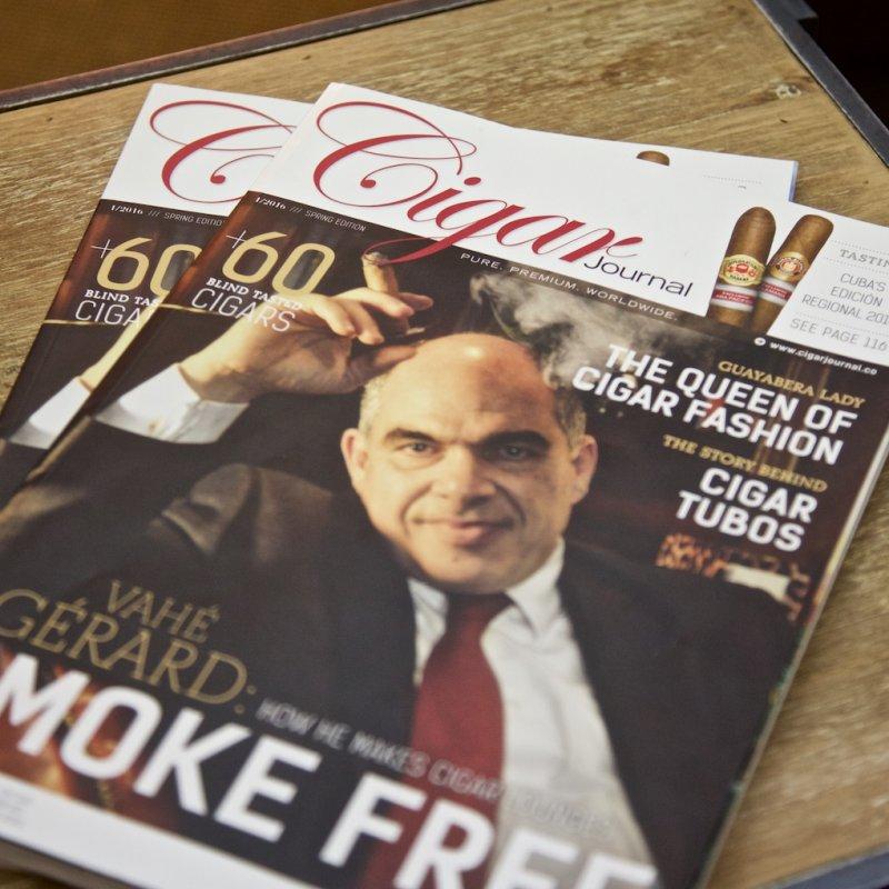 Aktuelle Ausgabe cigar journal aktuelle ausgabe kaufen
