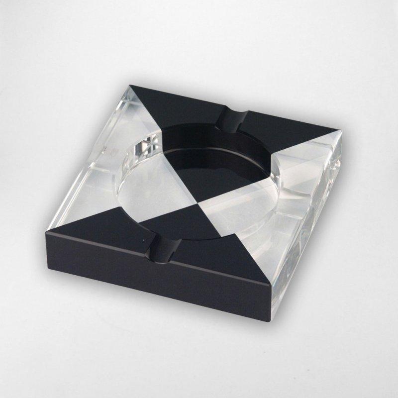 Zigarrenaschenbecher Kristall