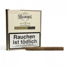 Balmoral Aged 3 Years Cigarillos