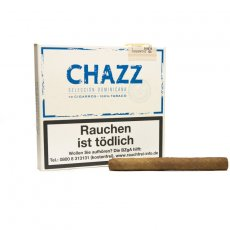 CHAZZ Seleccion Dominicana Cigarros 10er-Pack