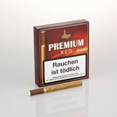 Villiger Premium Cigarillo Red Filter
