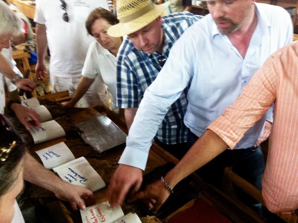 Zigarrenhändler aus Berlin in Nicaragua