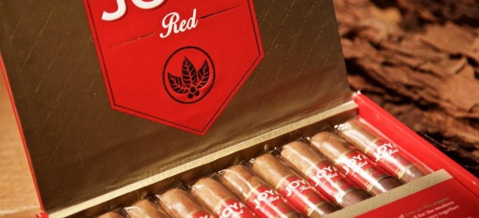Joya de Nicaragua Red Zigarrenkiste