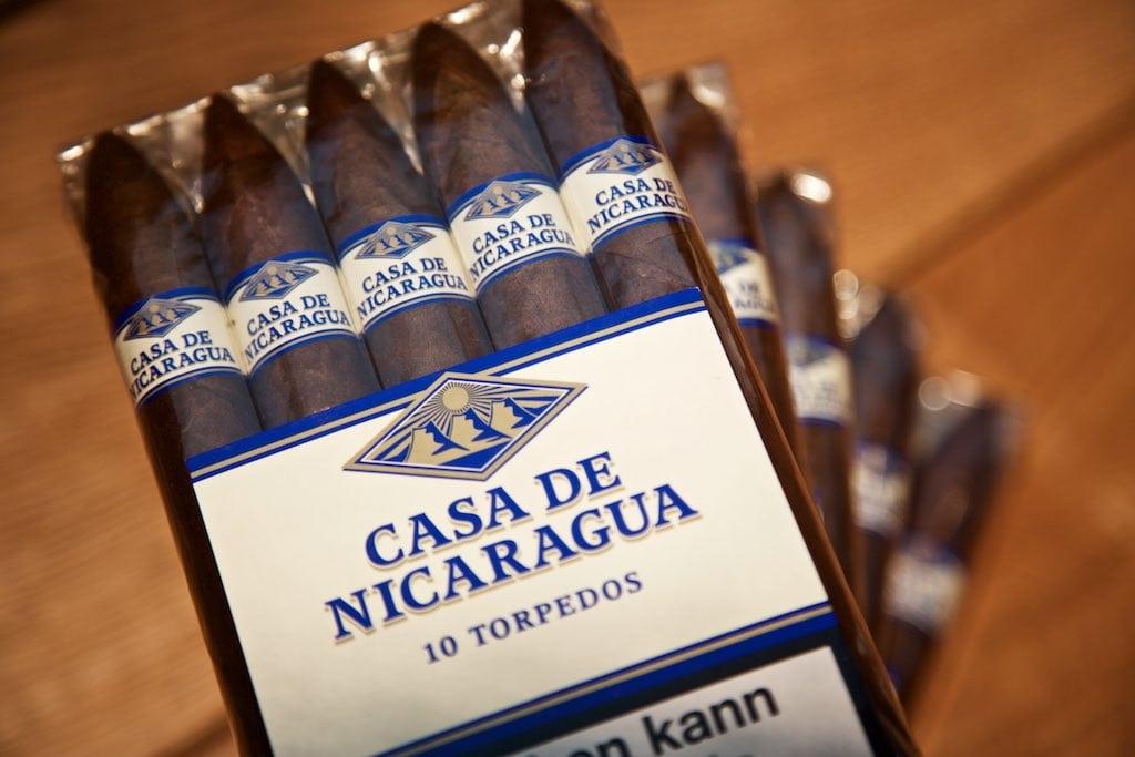 Casa de Nicaragua Zigarren