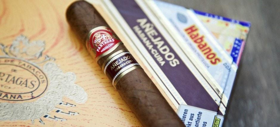 Partagas Anejados Zigarren