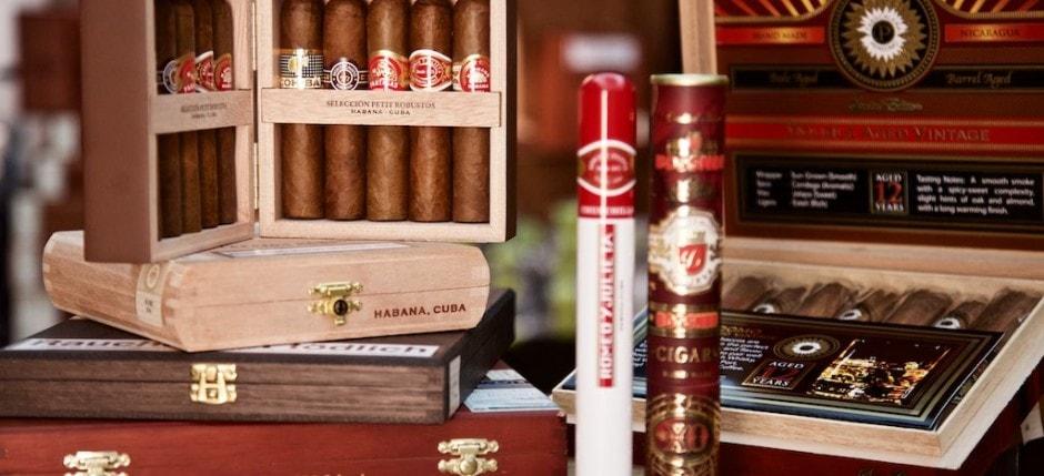 Zigarren Geschenke