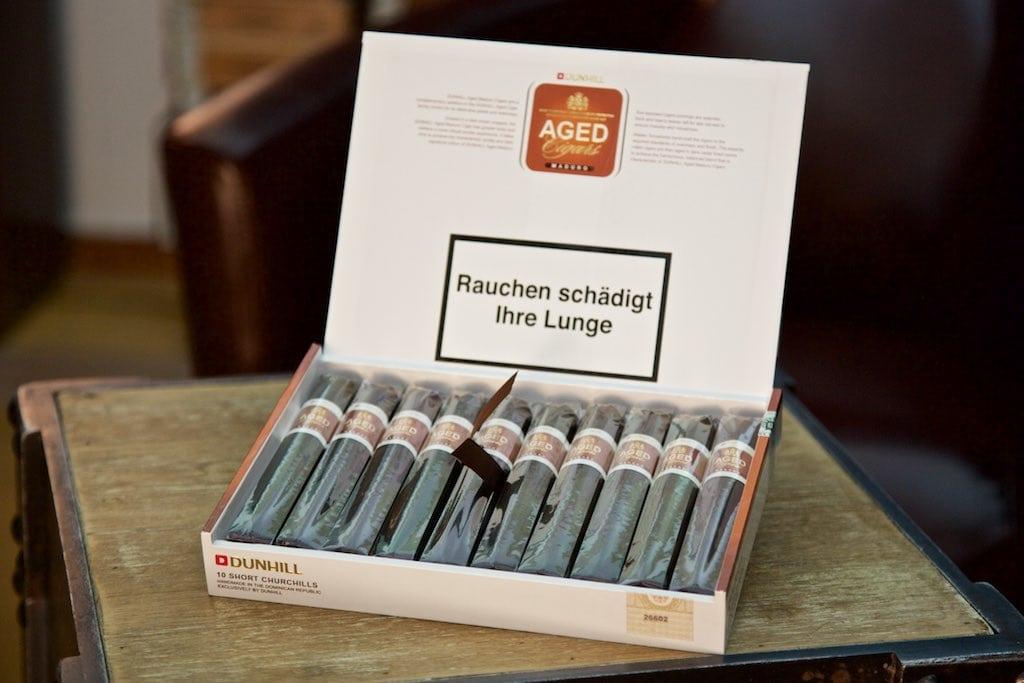 Dunhill Aged Maduro Zigarren