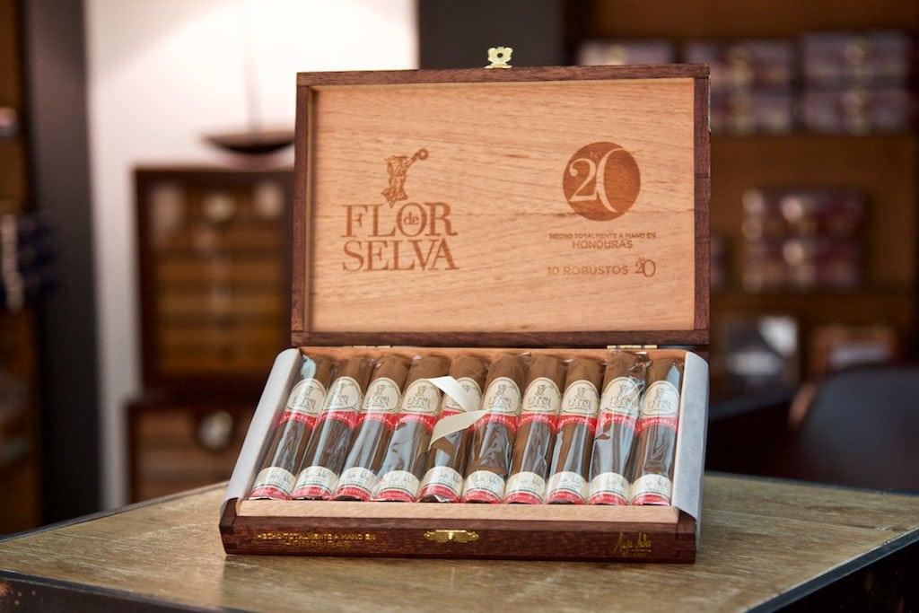 Flor de Selva Colección Aniversario No. 20