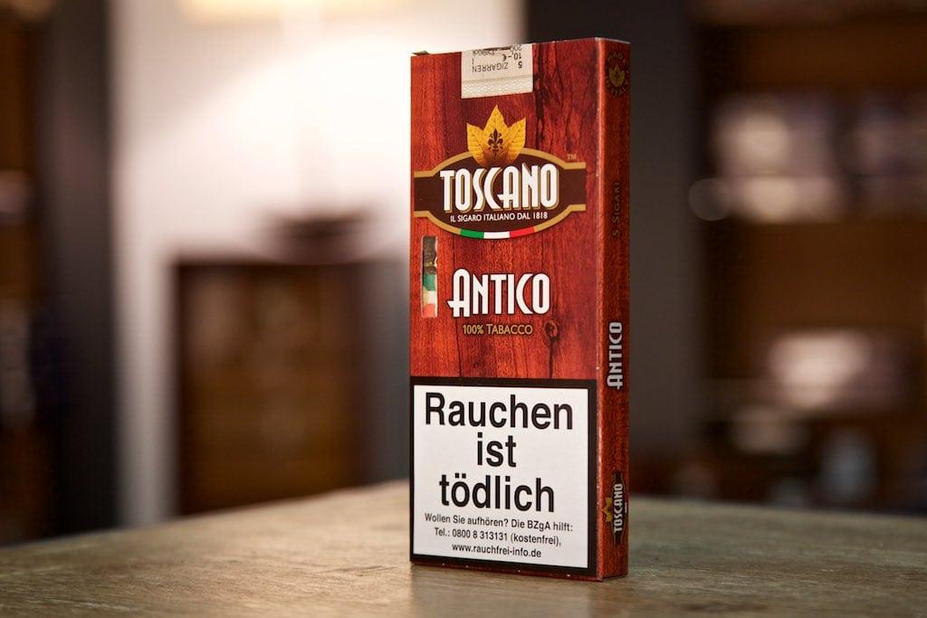 Toscano Zigarren