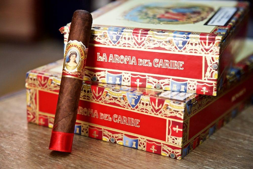 La Aroma del Caribe Base Line Zigarren