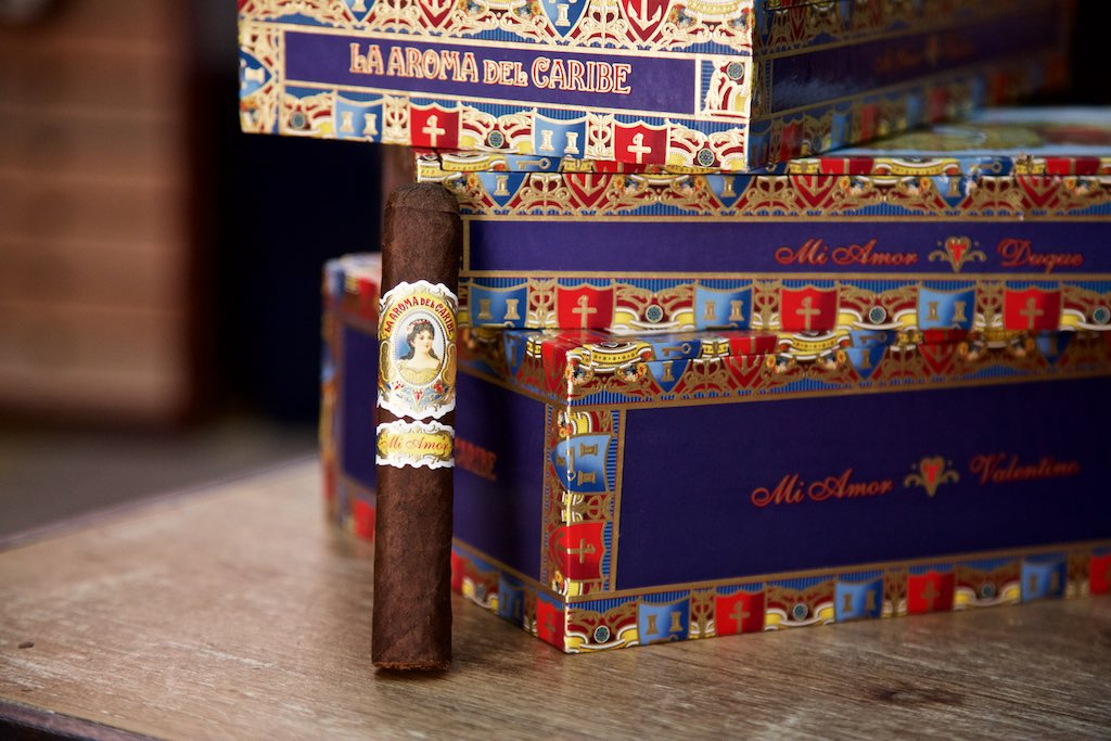 La Aroma del Caribe Mi Amor Zigarren