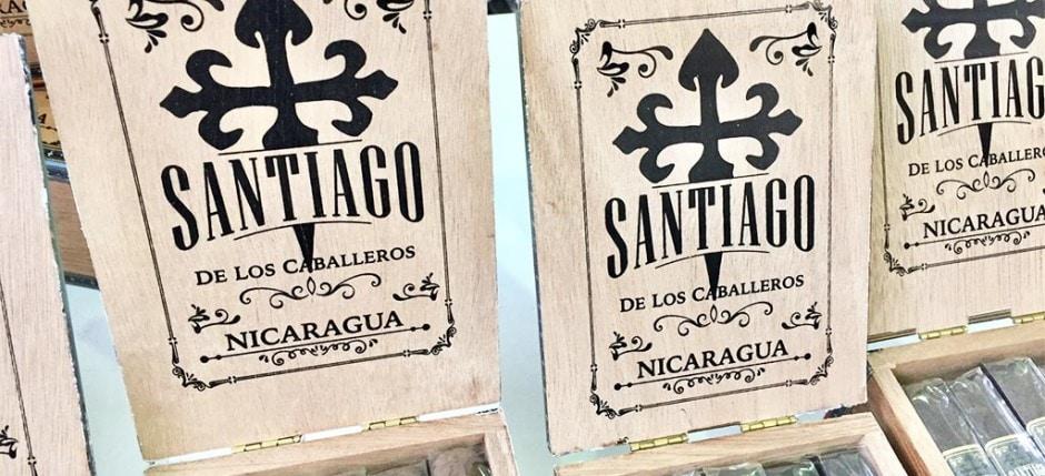 Santiago de los Caballeros Maduro Zigarren