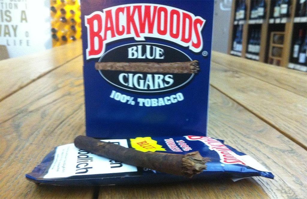 Backwoods Blue Zigarren