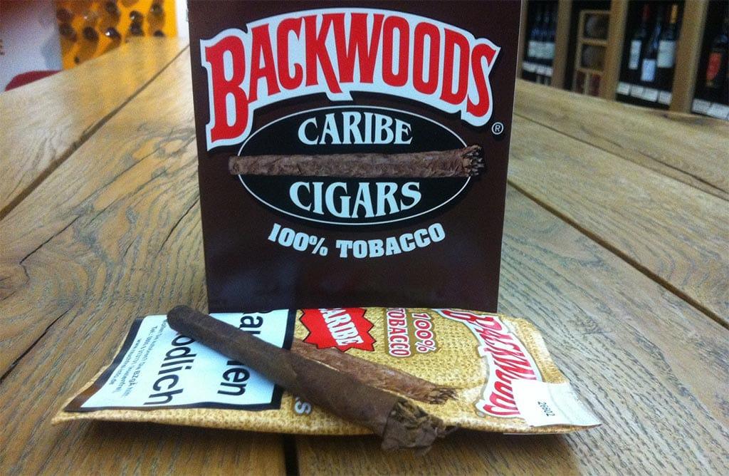 Backwoods Caribe Zigarren