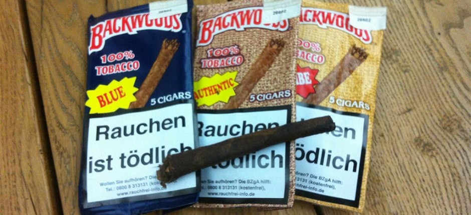 Backwoods Zigarren