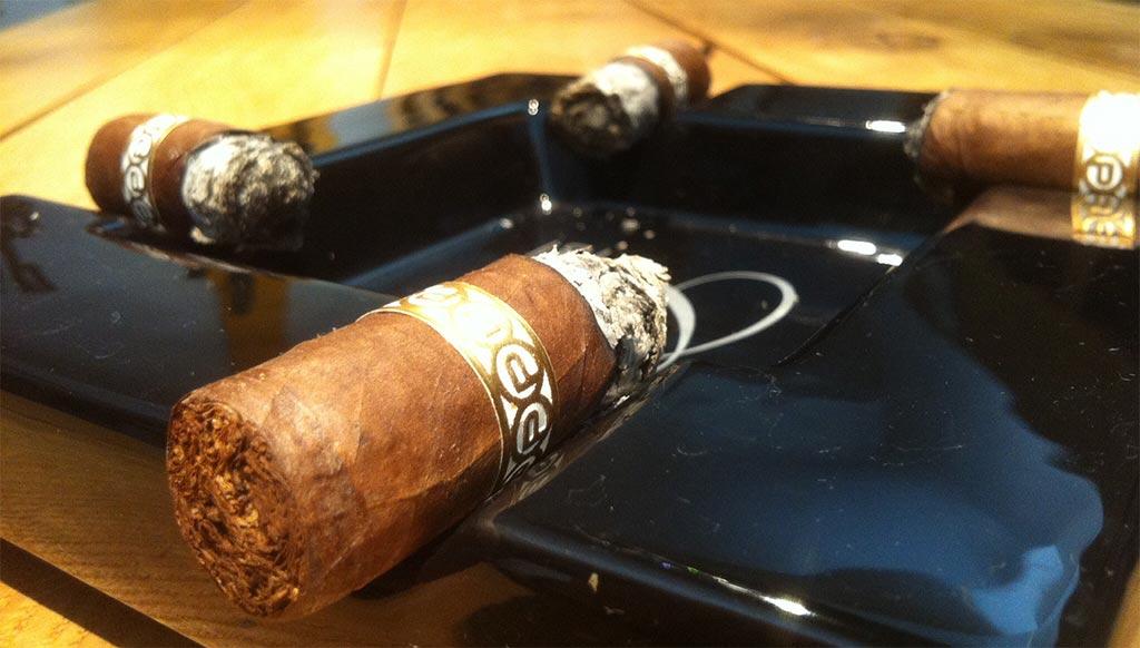 Plasencia Reserva Original Zigarren geraucht