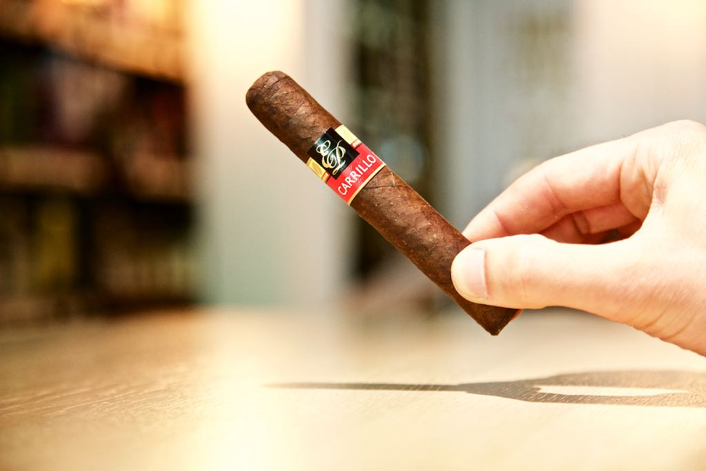 Ernesto Carrillo Robusto Maduro