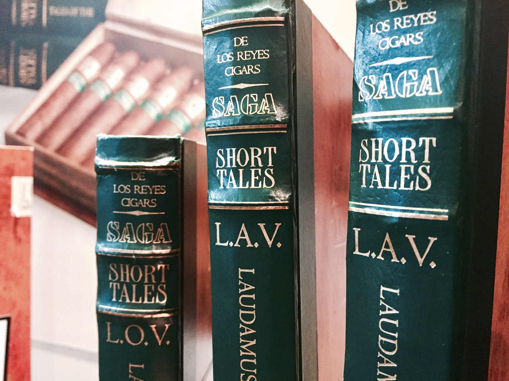 Saga Short Tales
