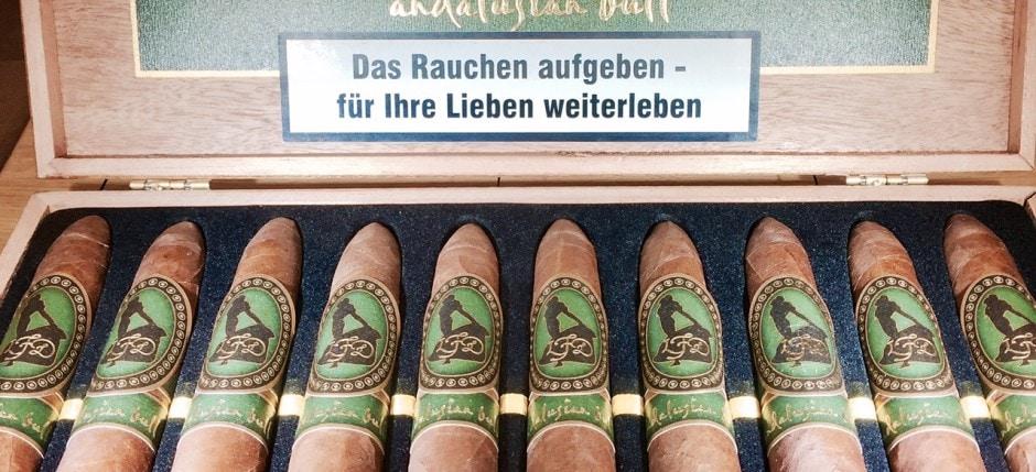 La Flor Dominicana Andalusian Bull Zigarren
