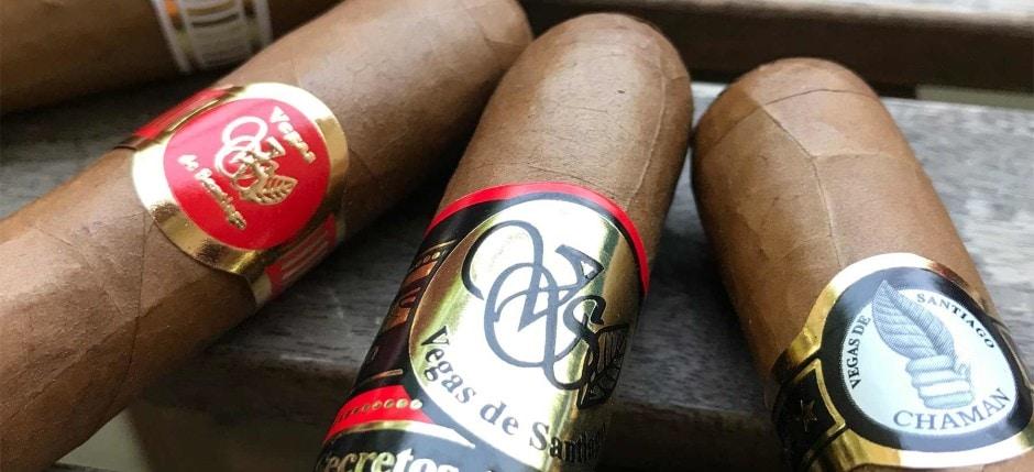 neue Vegas de Santiago Zigarren