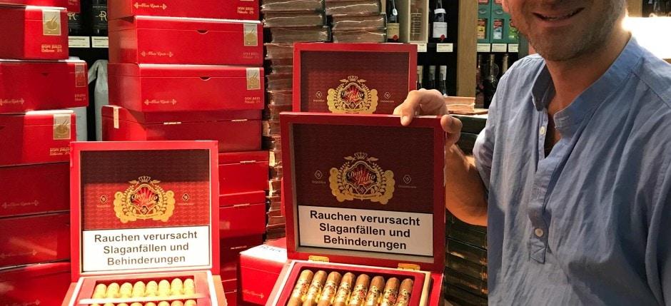 De los Reyes Zigarren