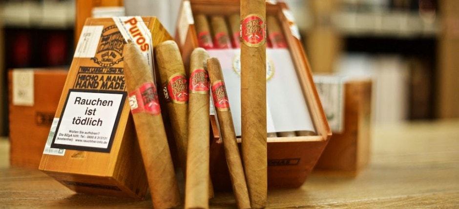 Jose Correa Zigarren aus Kolumbien