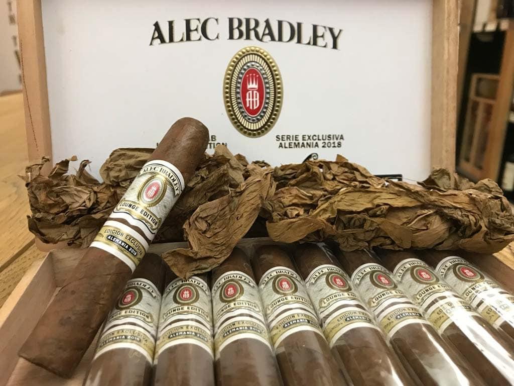 Alec Bradley Lounge Edition Exclusiva Alemania