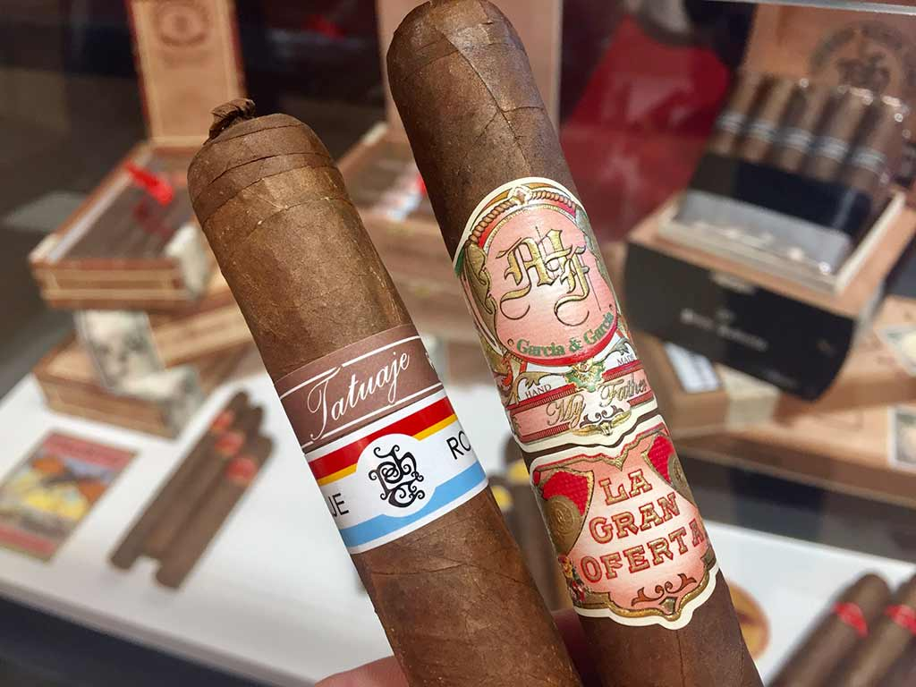 Tatuaje RC Series und My Father la Gran Oferta