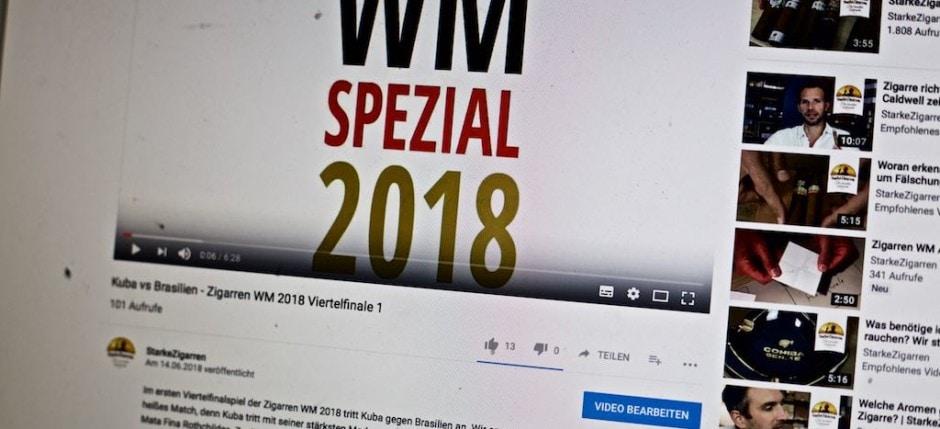 StarkeZigarren Youtube Kanal