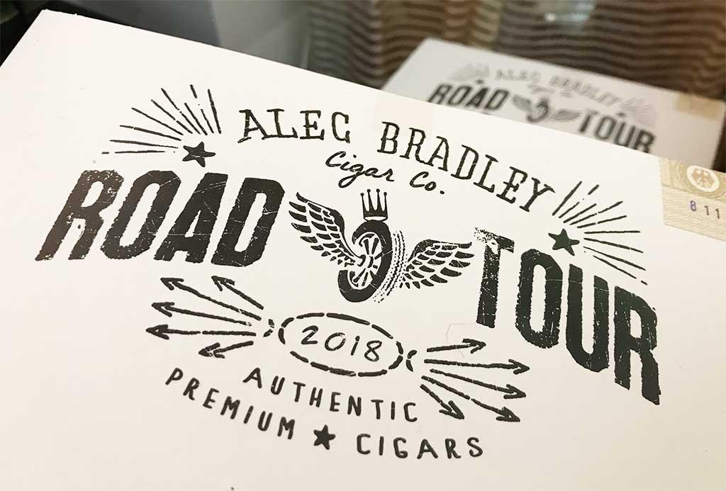 Alec Bradley Roadtour 2018