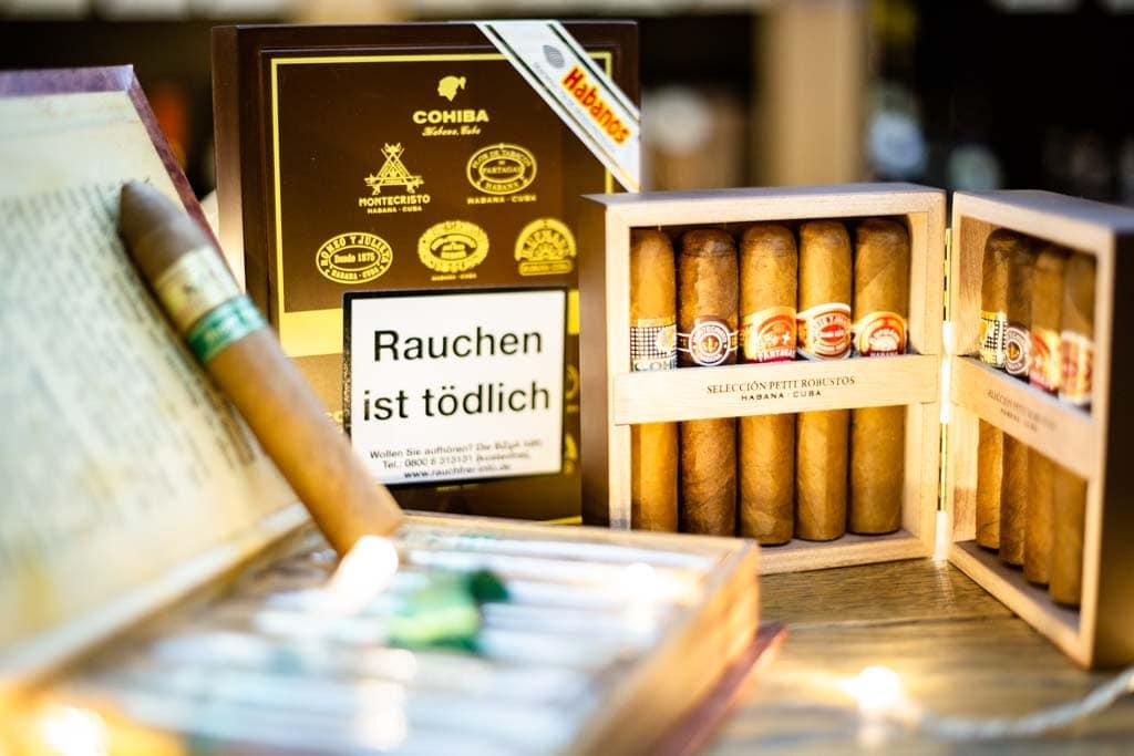 Zigarren Geschenke für Kenner