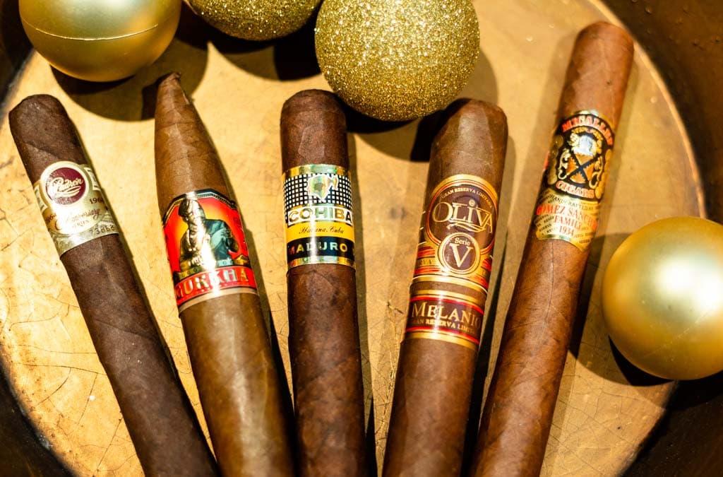 Zigarren für den perfekten Jahresausklang