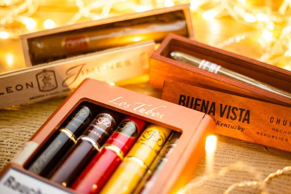 Zigarrengeschenke für Einsteiger