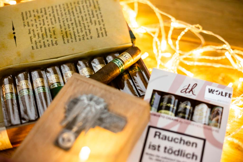 Zigarrengeschenke für Kenner