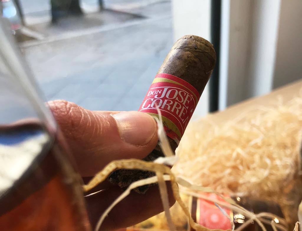 1 Euro Zigarre letztes Drittel