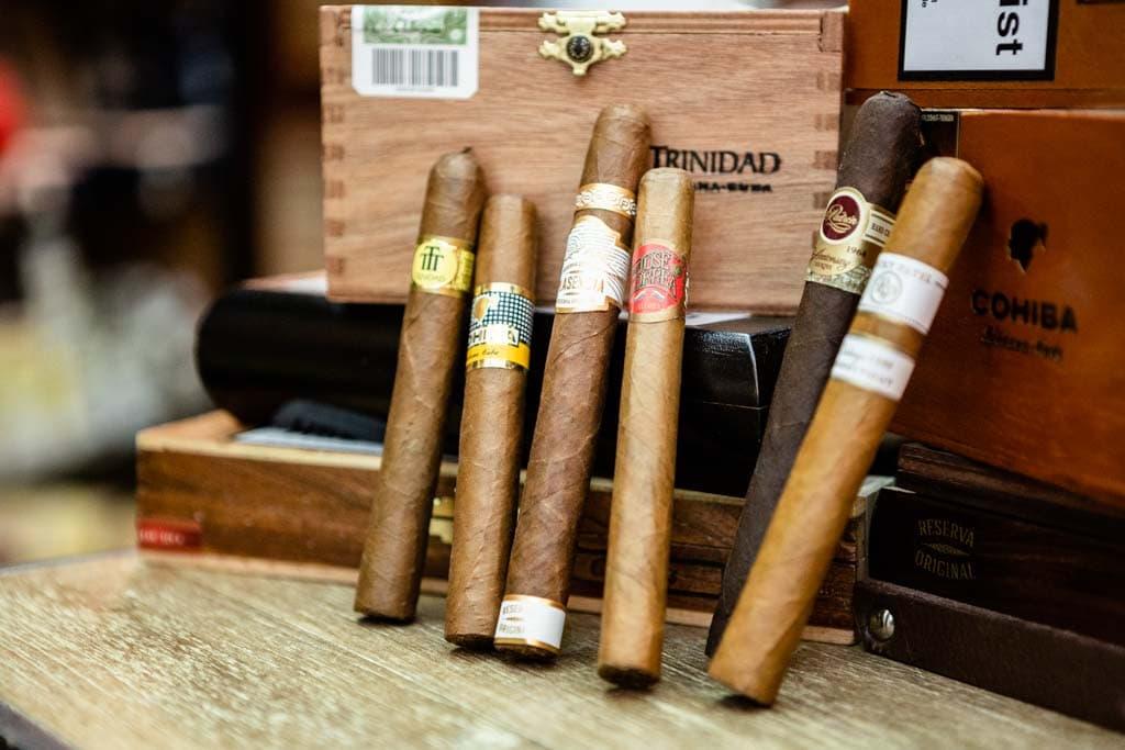 Top 10 Corona Zigarren