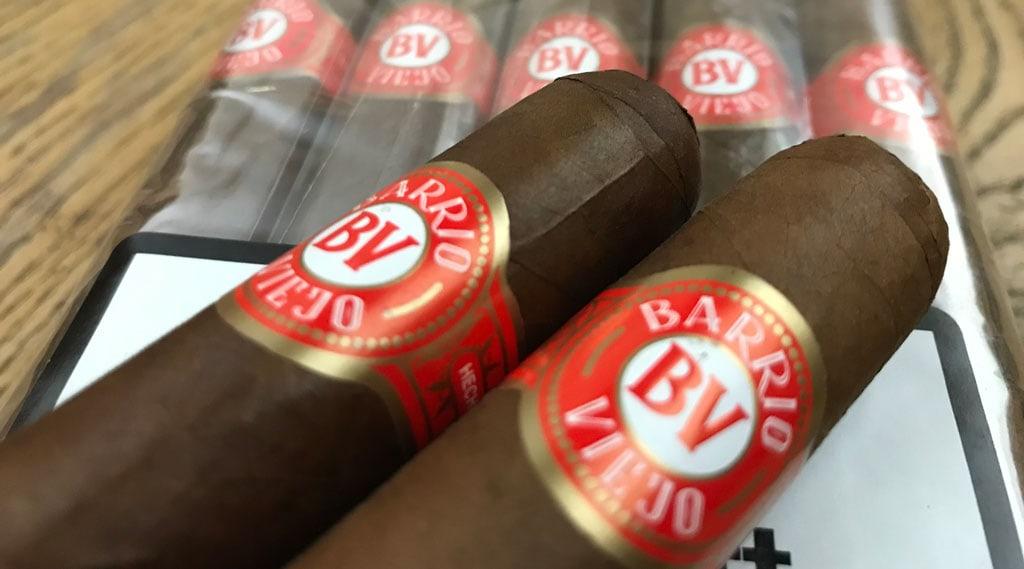 Barrio Viejo Longfiller Zigarren