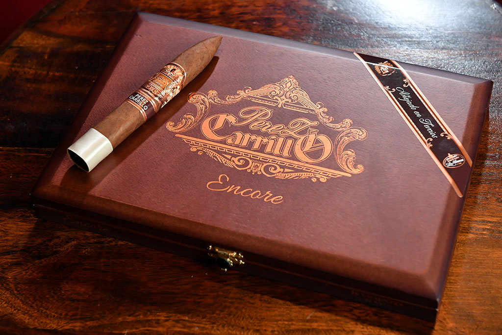 Ernesto Perez Carrillo Encore Zigarren