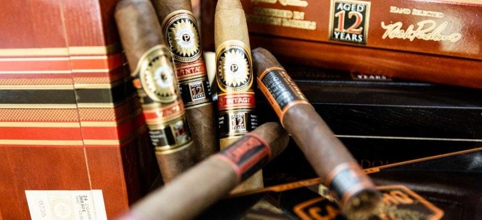 Barrel Aged Zigarren