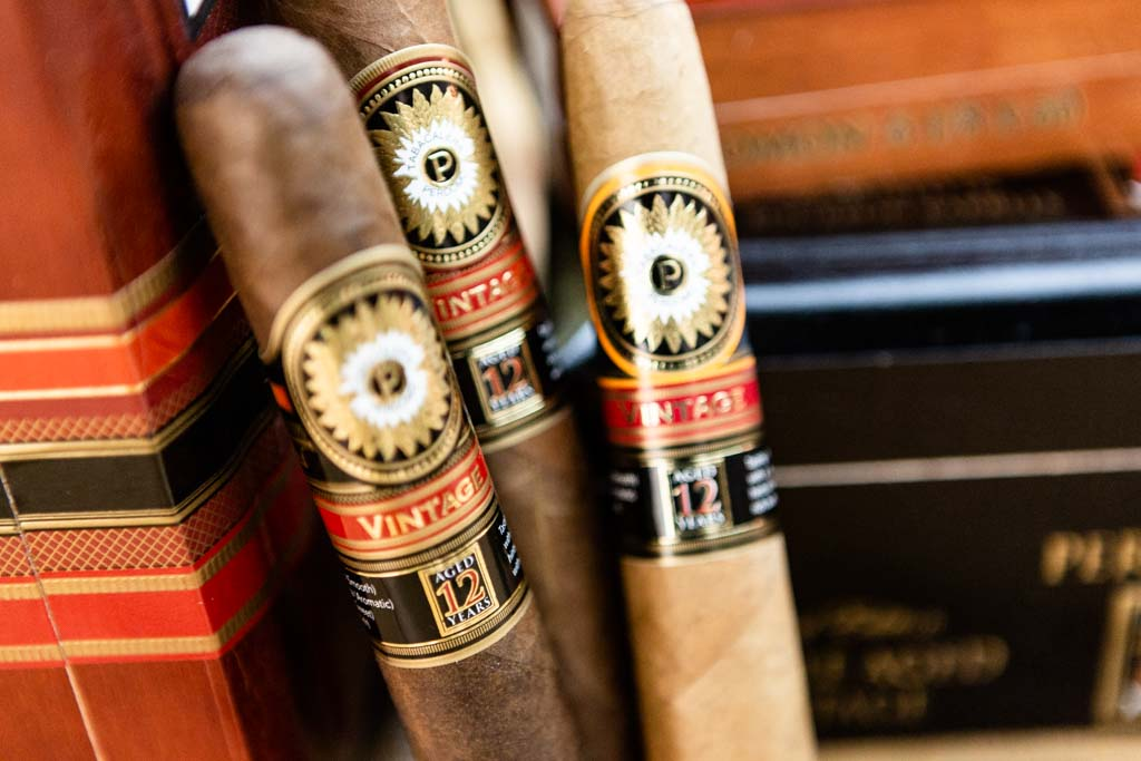 Perdomo Double Aged 12 Years Vintage Cigars