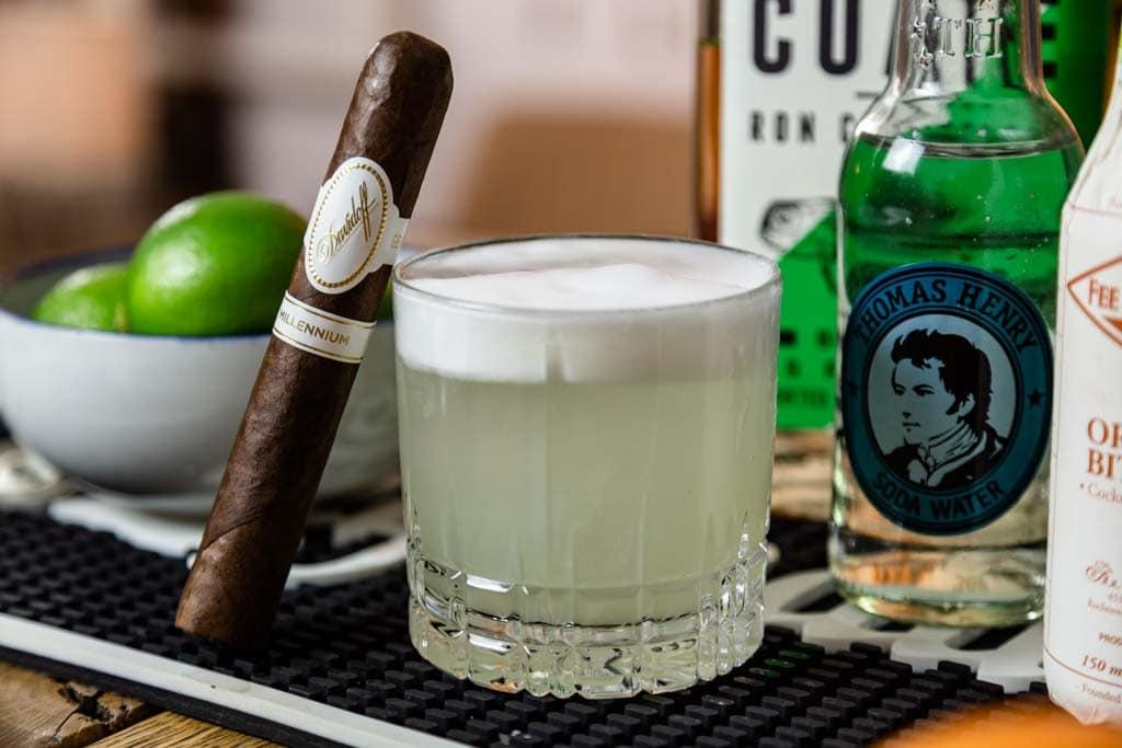 Zigarren und Cocktail 9