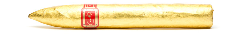 Daniel Marshall Torpedo 24Kt Gold