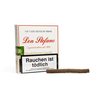 Don Stefano Geudertheimer Cigarillo 20er-Karton