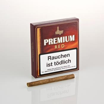 Villiger Premium Cigarillo Red