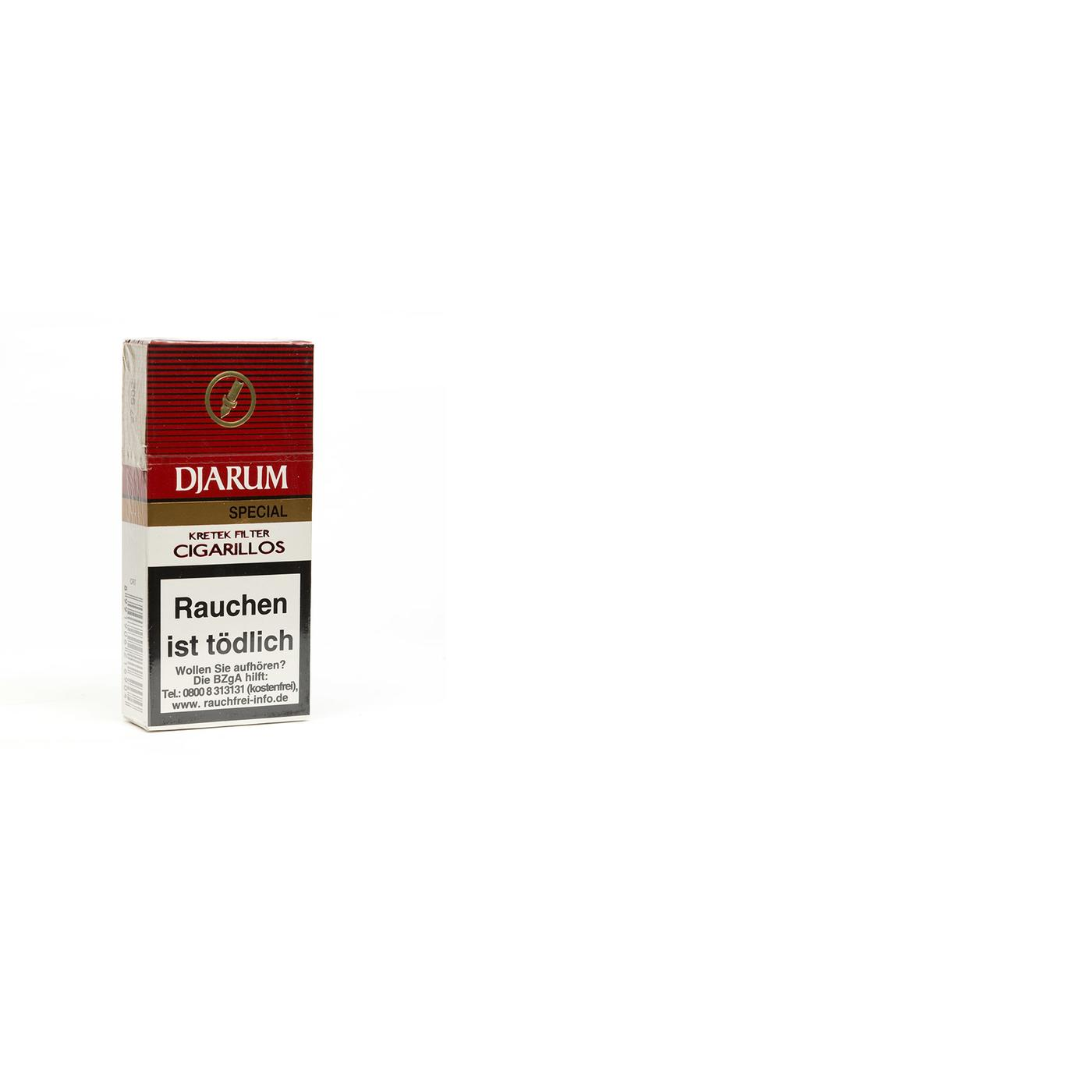 Djarum Special Kretek Filter Cigarillos
