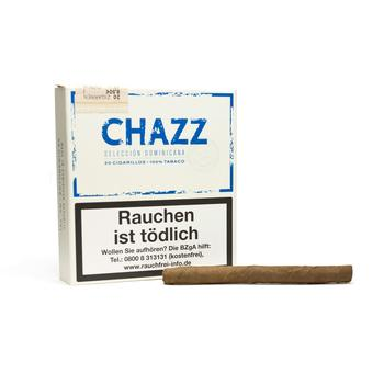 CHAZZ Seleccion Dominicana Cigarillos 20er-Pack