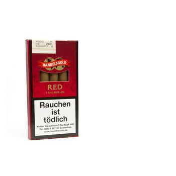 Handelsgold RED 5 Cigarillos