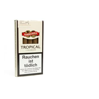 Handelsgold Tropical 5 Cigarillos