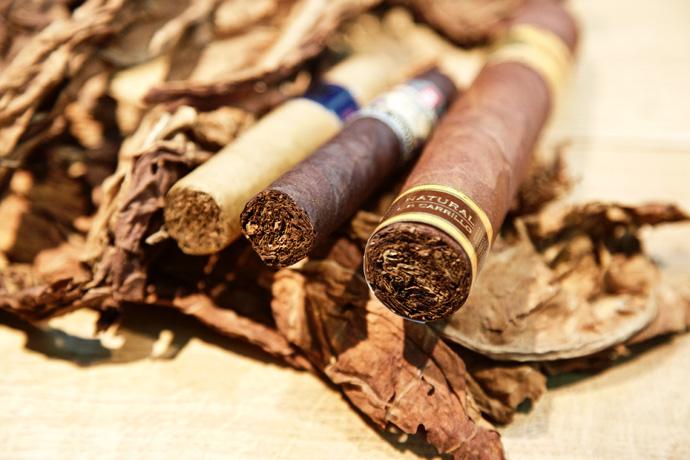 Das Brandende einiger Zigarren - StarkeZigarren.de