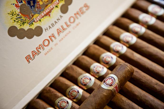 Kubanische Zigarren von Ramon Allones